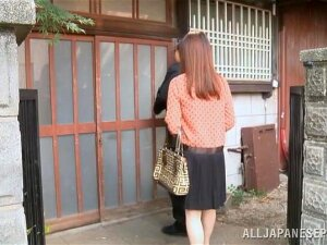 Dirty Japanese Guy Pleasures Pussy Of His Pretty Wife Mika Matsushita Porn