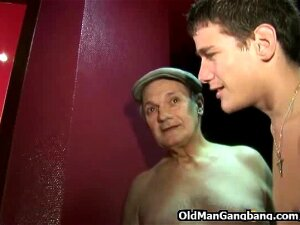 Swing Club Orgy With Old Man Porn