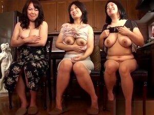 Hot Mature Asian Model Enjoys A Wild Orgy Porn
