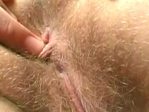 Hardcore Homemade Clip Of A Chick Toying Her Hairy Cunt And Butt Porn