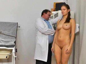 Gyno Doctor And Brunette Jennifer Amton Porn