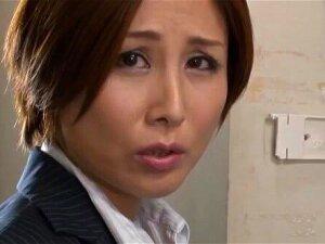 Horny Boss Whips Out His Cock For Naughty Satsuki Kirioka To Blow Porn