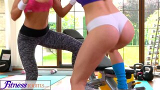 FitnessRooms Gym users sexual fantasies