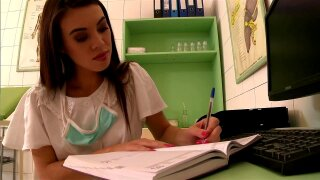 Mystery Clinic 3 - Scene 2 - DDF Productions