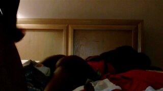 Watching Girl Humping Pillow