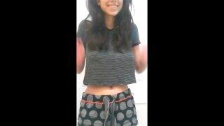 Amateur girls flashing tits compilation 720p