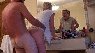 """""""Caught by husband while fucking his wife in hotel room!"""""""