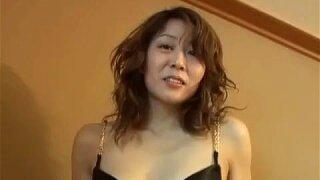 Japanese Housewife Yuriko Fucked