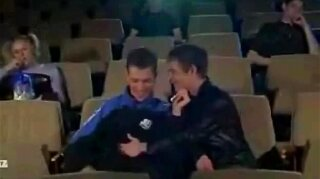 Bisexuals in a theatre