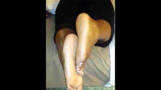 BBW M. MEATY WIDE SOLES RUB