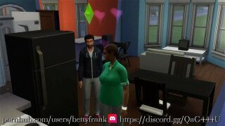 Risque Business Episode Three: There Goes the Neighborhood [Sims4]