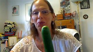 Cougar has cucumber
