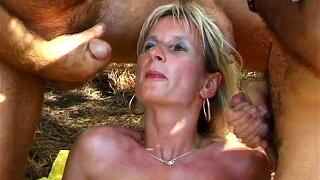 Gangbang Bukkake Cumshots Sperm swallowing Facials