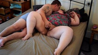 FAT MUMMY AND DADDY HAVE FUN