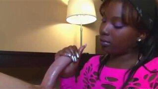 Neuken met een zwart meisje