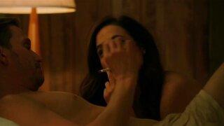 Caroline Dhavernas Nude Masturbating - Easy Living (2017)
