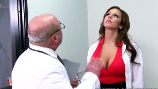 Doctor MILF to room two. Code Blue - brazzers
